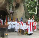 Our Lady of Lourdes Grotto and Tepeyac de San Antonio